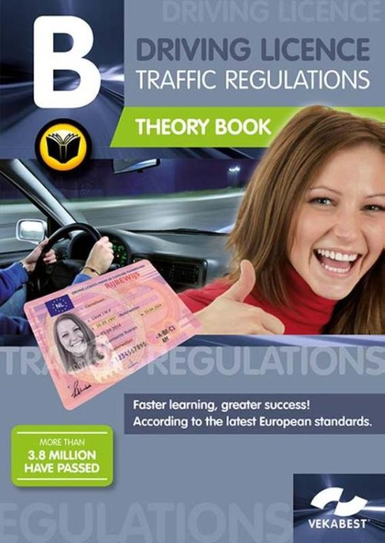 CBR Theory book traffic regulations