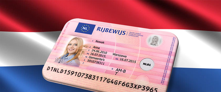 The Dutch driving license for expats - All you have to know